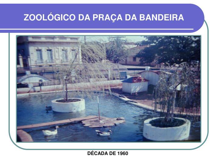 ZOOLÓGICO DA PRAÇA DA BANDEIRA
