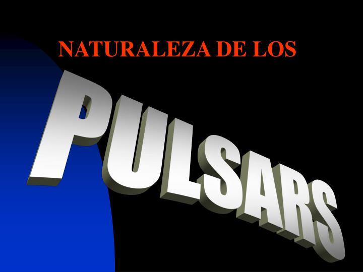 NATURALEZA DE LOS