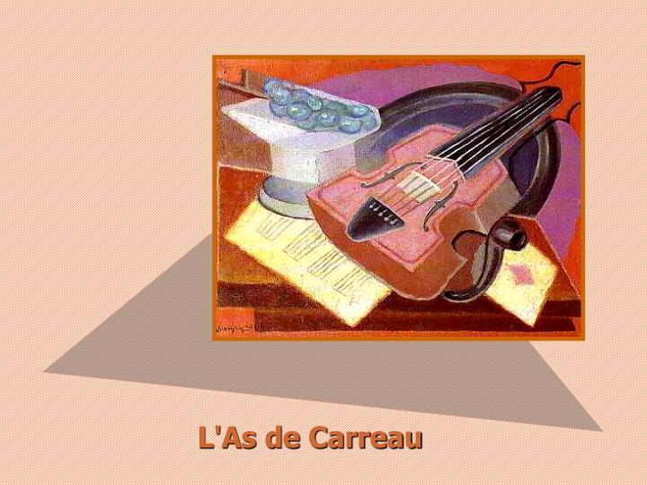 L'As de Carreau
