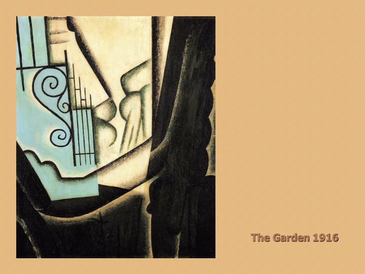 The Garden 1916