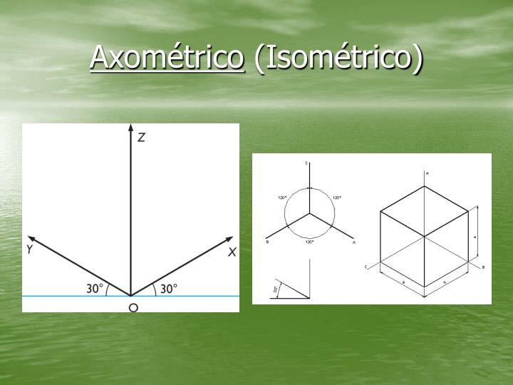 Axométrico