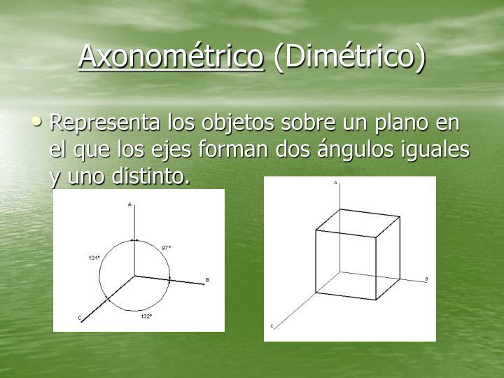 Axonométrico