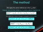the method1