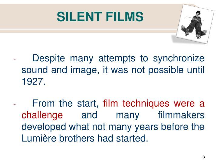 Silent films1