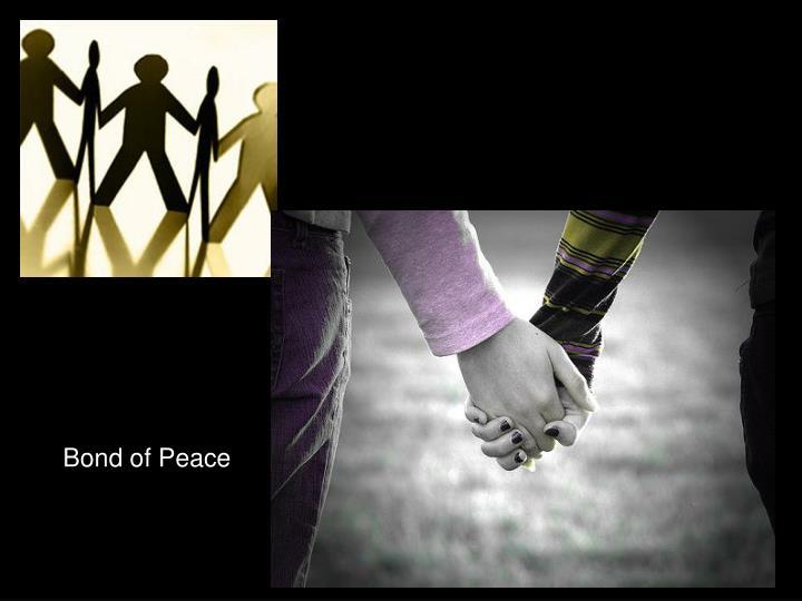 Bond of Peace