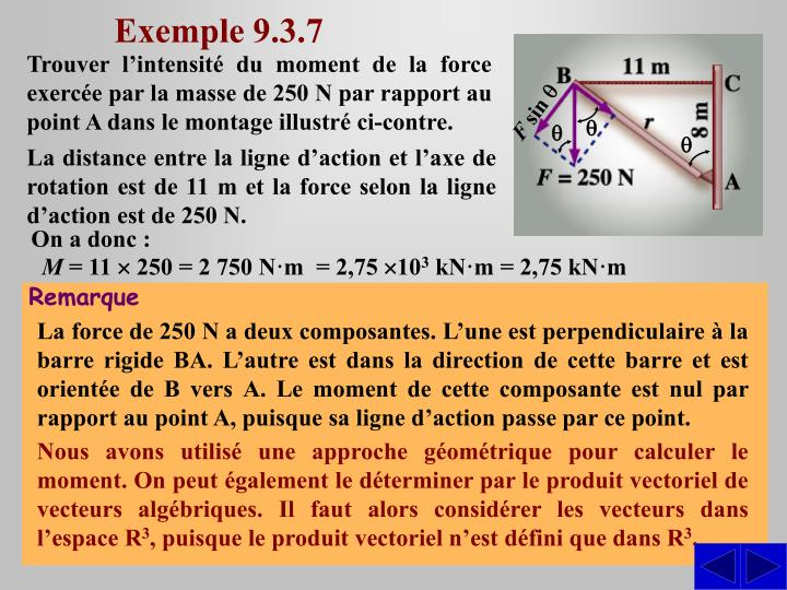Exemple 9.3.7