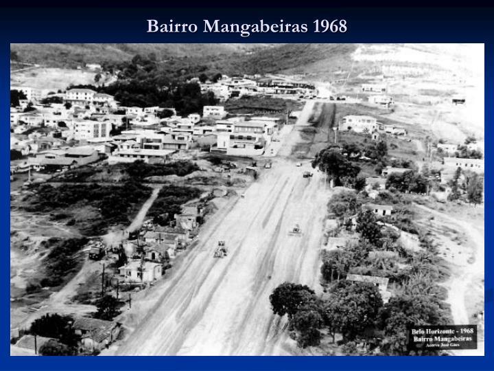 Bairro Mangabeiras 1968