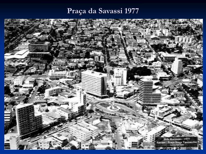 Praça da Savassi 1977