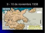 9 10 de noviembre 19383