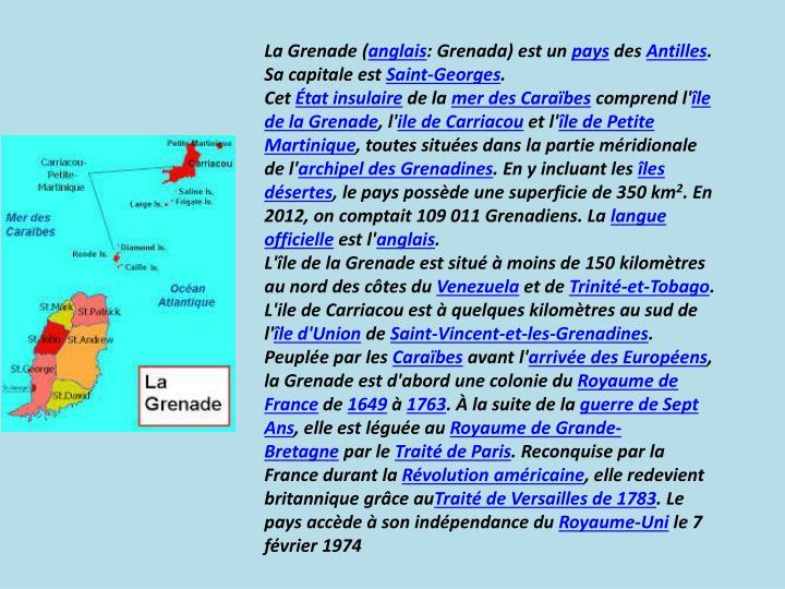 LaGrenade(