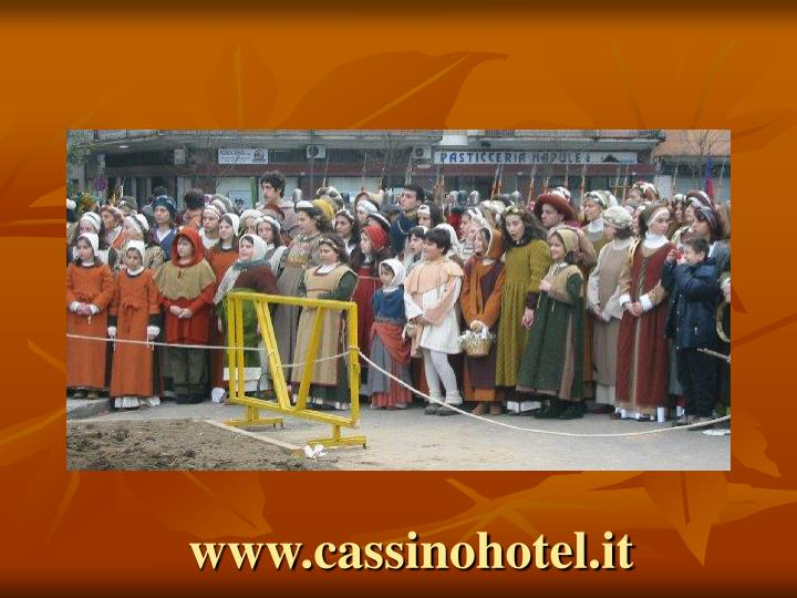 www.cassinohotel.it