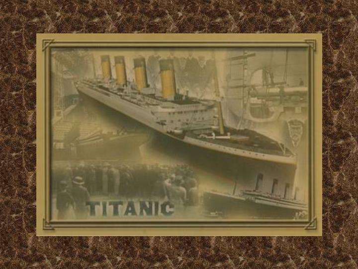 A titanic els tj ra indult a l t hat r fel s senki sem tudta el te hogy sosem l tj k viszont