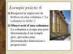 exemple pr ctic 6