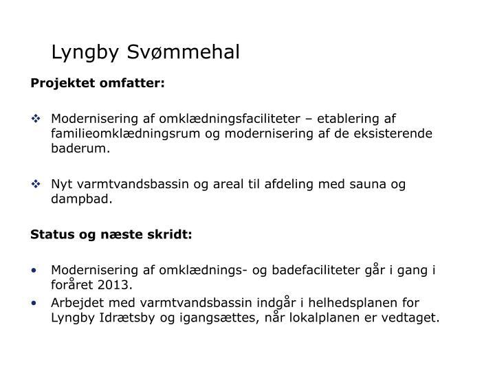 Lyngby Svømmehal