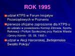 rok 1995