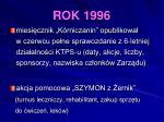 rok 1996