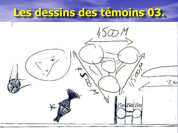 Les dessins des témoins 03.