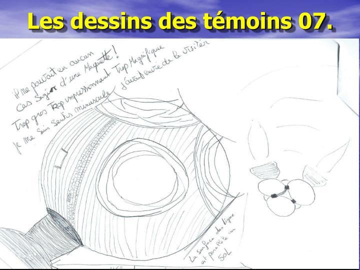 Les dessins des témoins 07.