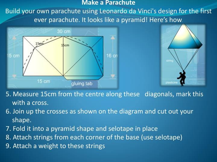 Make a Parachute