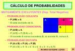 c lculo de probabilidades1