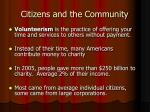 citizens and the community3