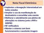 nota fiscal eletr nica