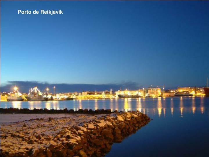 Porto de Reikjavik