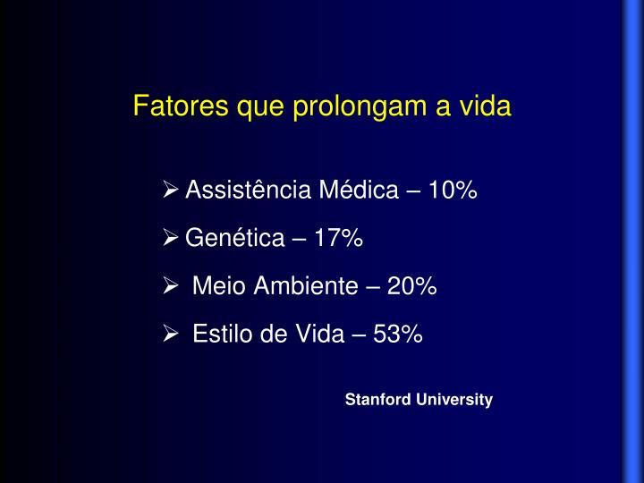Assistência Médica – 10%
