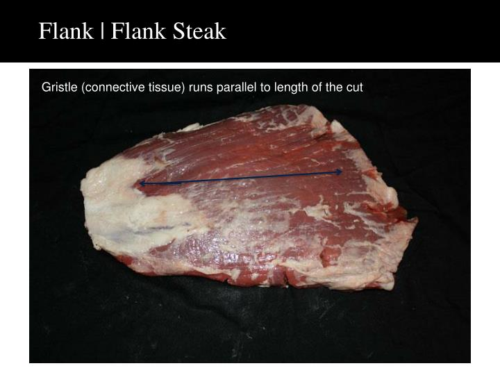 Flank | Flank Steak