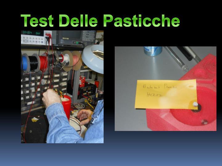 Test Delle Pasticche