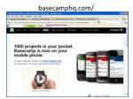 basecamphq com