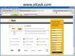 www attask com