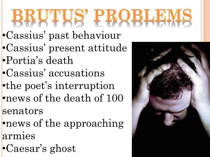 Brutus' Problems