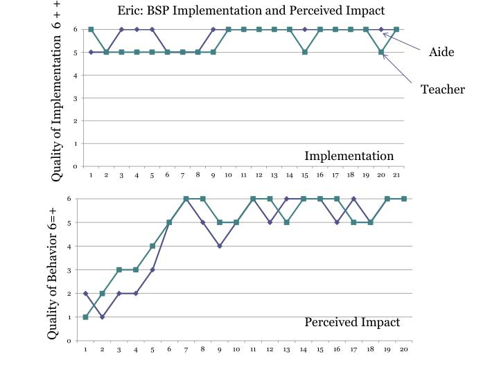Eric: BSP Implementation and Perceived Impact
