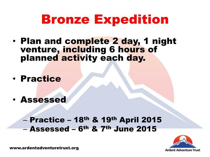 Bronze Expedition