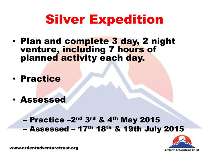Silver Expedition