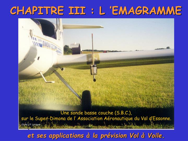 chapitre iii l emagramme