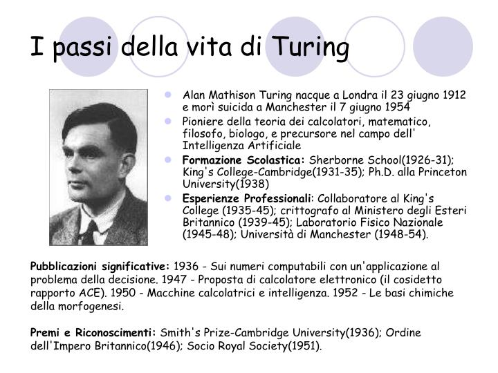 alan turing phd thesis When the church-turing thesis is expressed in terms of the replacement concept proposed by turing, it is appropriate to refer to the thesis also as 'turing's thesis', and as 'church's thesis' when expressed in terms of one or another of the formal replacements proposed by church.