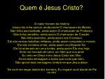 quem jesus cristo3