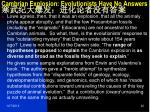 cambrian explosion evolutionists have no answers3