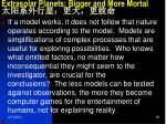 extrasolar planets bigger and more mortal6