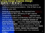 living design inspires design