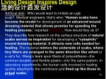 living design inspires design4