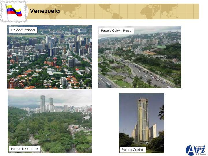 Caracas, capital