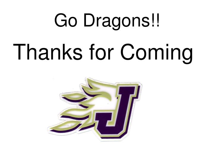 Go Dragons!!