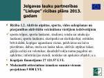 jelgavas lauku partner bas lielupe r c bas pl ns 2013 gadam1