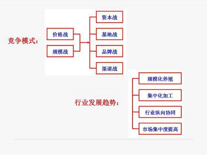 竞争模式: