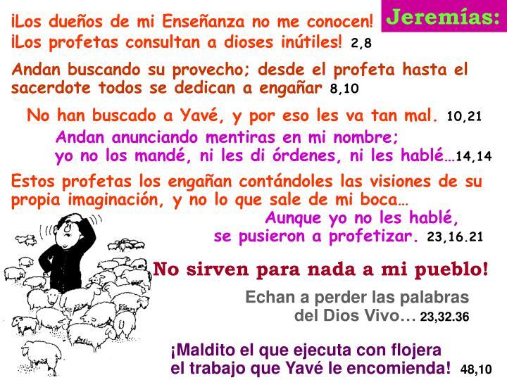 Jeremías: