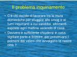il problema inquinamento1