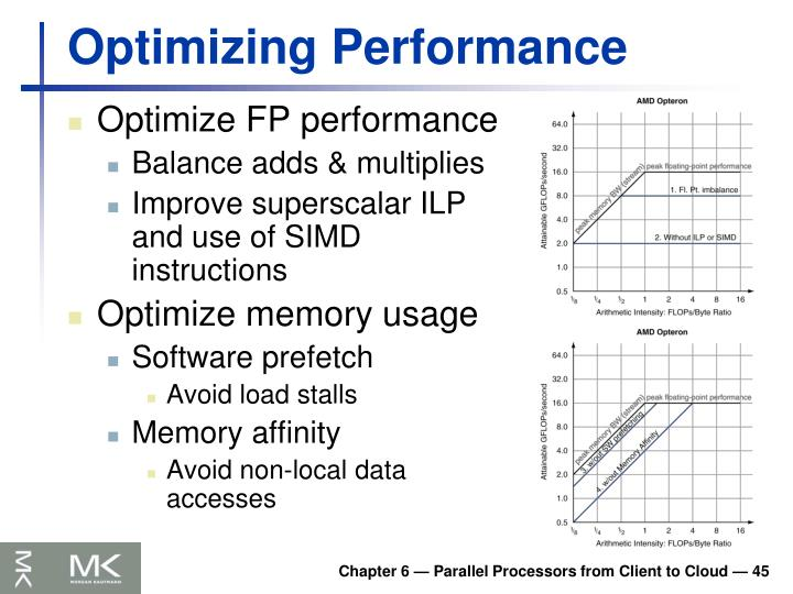 Optimizing Performance